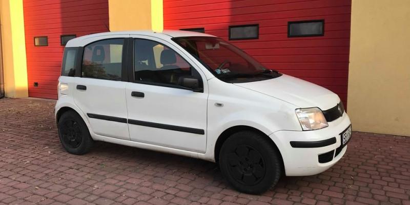 Fiat Panda Benzyna/GAZ